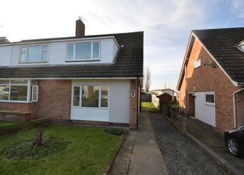 Thumbnail 3 bedroom semi-detached house for sale in Sycamore Way, Littlethorpe, Leicester