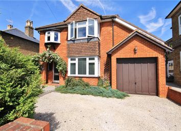 Thumbnail 5 bed detached house for sale in Grange Road, Egham, Surrey