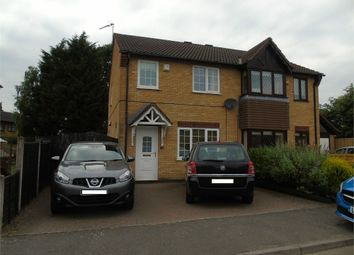 Thumbnail 3 bed semi-detached house for sale in Kinross Way, Hinckley