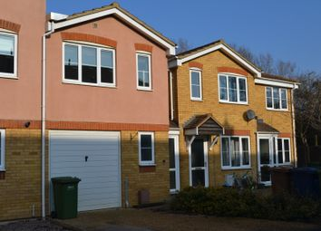 Thumbnail 3 bedroom terraced house to rent in Riverdown, March