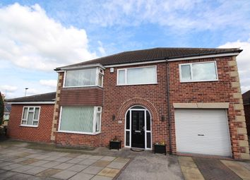 Thumbnail 4 bed detached house for sale in Willow Road, Wath Upon Dearne