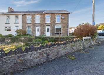 Thumbnail 3 bed end terrace house for sale in Mount Pleasant, Pontardawe, Swansea, West Glamorgan