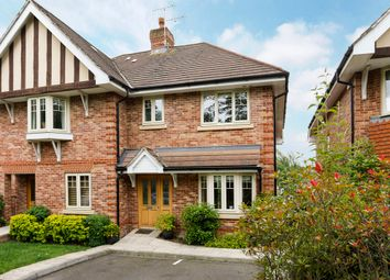 Thumbnail 4 bed semi-detached house for sale in Templeside Gardens, High Wycombe