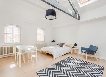 Thumbnail Studio to rent in Catherine Street, London