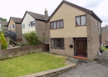 Thumbnail 3 bed detached house for sale in Mellor Road, New Mills, High Peak