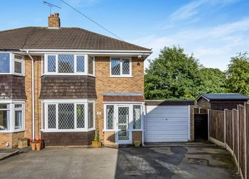 Thumbnail 3 bed semi-detached house for sale in St. Chads Close, Stone