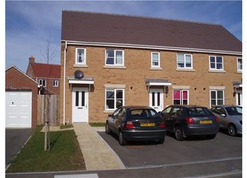 Thumbnail 2 bed end terrace house to rent in Whitechurch Close, Stone, Aylesbury