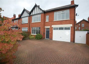 Thumbnail 5 bed semi-detached house for sale in Eshe Road North, Blundellsands, Liverpool