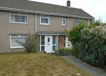 Thumbnail 3 bed end terrace house to rent in Briar Dene, Sketty, Swansea
