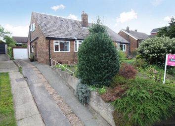 Thumbnail 3 bed semi-detached bungalow for sale in Leadwell Lane, Rothwell, Leeds