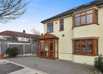 Thumbnail 3 bed semi-detached house for sale in Warren Road, Ilford, Essex