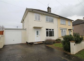 Thumbnail 3 bed semi-detached house for sale in Atwood Drive, Lawrence Weston, Bristol