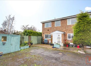 Thumbnail 3 bed end terrace house for sale in York Close, Sudbury
