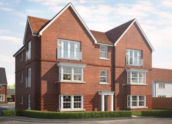 Thumbnail 2 bed flat for sale in Keepers Cottage Lane, Off Hall Road, Wouldham, Kent