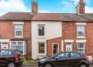 Thumbnail 2 bed terraced house for sale in Station Street, Castle Gresley, Swadlincote