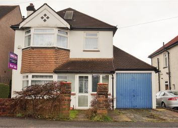 Thumbnail 3 bed detached house for sale in Addison Road, Caterham