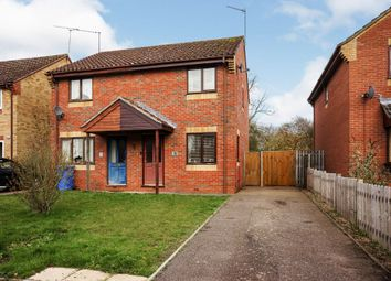 Thumbnail 2 bed semi-detached house for sale in Pilgrims Way, Bungay