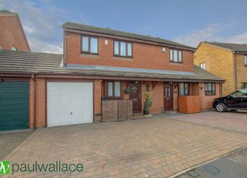 Thumbnail 3 bed semi-detached house for sale in Benedictine Gate, Cheshunt, Waltham Cross