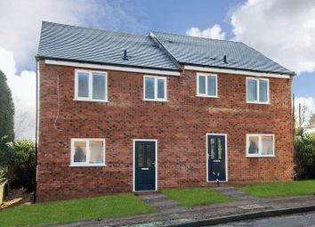 Thumbnail 3 bed semi-detached house for sale in Hood Lane, Armitage, Rugeley