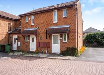 Thumbnail 1 bed semi-detached house for sale in Victory Way, Grimsby