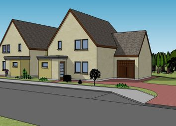 Thumbnail 3 bedroom detached house for sale in Church Street, Addiewell