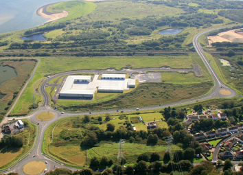 Thumbnail Land for sale in Plot 4, Dyfatty Industrial Park, Burry Port, Llanelli