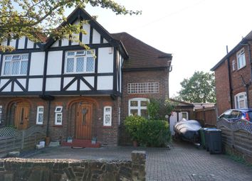 Thumbnail 3 bed semi-detached house for sale in Elmcroft Drive, Hook, Chessington