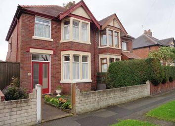 Thumbnail 3 bedroom semi-detached house for sale in Conway Avenue, Blackpool