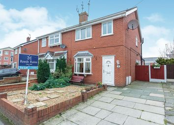 Thumbnail 4 bed semi-detached house to rent in Marsden Street, Kirkham, Preston