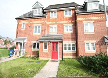Thumbnail 4 bed town house to rent in Lawnhurst Avenue, Wythenshawe, Manchester