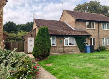 Thumbnail 2 bed semi-detached bungalow for sale in Buttercup Close, Ipswich
