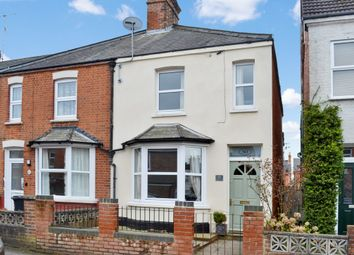 Thumbnail 2 bed semi-detached house for sale in Gloucester Road, Newbury