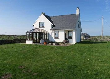 Thumbnail 3 bed detached house for sale in Caergeiliog, Holyhead