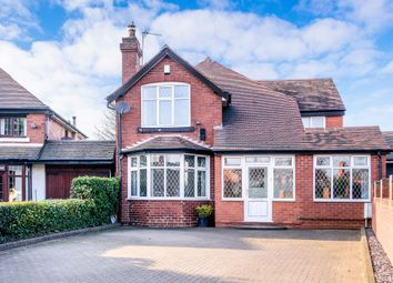 Thumbnail 3 bed detached house for sale in Queslett Road, Great Barr, Birmingham