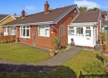 Thumbnail 2 bedroom semi-detached bungalow for sale in Sycamore Avenue, Rode Heath, Stoke-On-Trent