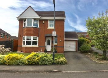 Thumbnail 4 bed detached house for sale in Kiln Close, Nuneaton