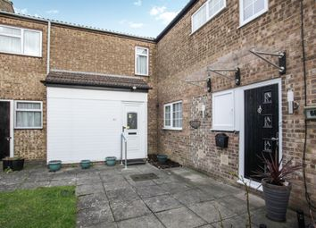 Thumbnail 3 bed terraced house for sale in Petersfield Gardens, Luton