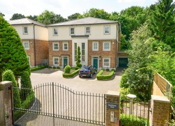 Thumbnail 4 bed town house to rent in Lyndhurst, Hanger Hill, Weybridge