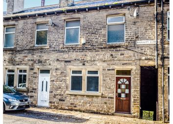 Thumbnail 3 bed terraced house for sale in Burnley Road, Luddendenfoot, Halifax