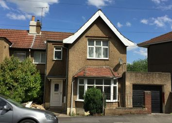 Thumbnail 3 bed semi-detached house for sale in Robertson Road, Greenbank, Bristol