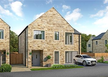 Thumbnail 4 bed detached house for sale in Kings Mill Residencies, Kings Mill Lane, Settle, North Yorkshire