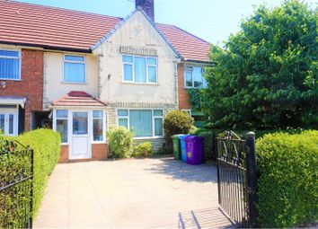 Thumbnail 3 bed terraced house for sale in Lovel Road, Liverpool