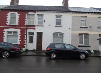 Thumbnail 3 bedroom terraced house for sale in Redlaver Street, Cardiff