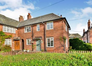 Thumbnail 3 bed semi-detached house for sale in Highfield Estate, Wilmslow, Cheshire, Uk