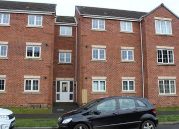 Thumbnail 2 bedroom flat for sale in Ruby Way, Mansfield