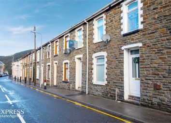 Thumbnail 3 bed terraced house for sale in Jersey Road, Blaengwynfi, Port Talbot, West Glamorgan