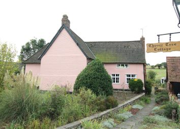 Thumbnail 5 bed cottage for sale in Baylham, Ipswich