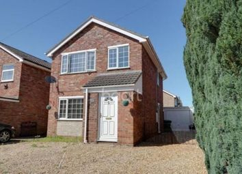 Thumbnail 3 bed detached house for sale in Nobles Close, Coates, Peterborough