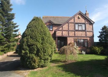 Thumbnail 4 bed detached house for sale in Y Bryn, Glan Conwy, Colwyn Bay