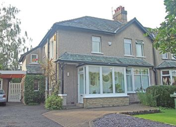 Thumbnail 3 bed semi-detached house for sale in Prospect Drive, Hest Bank, Lancaster